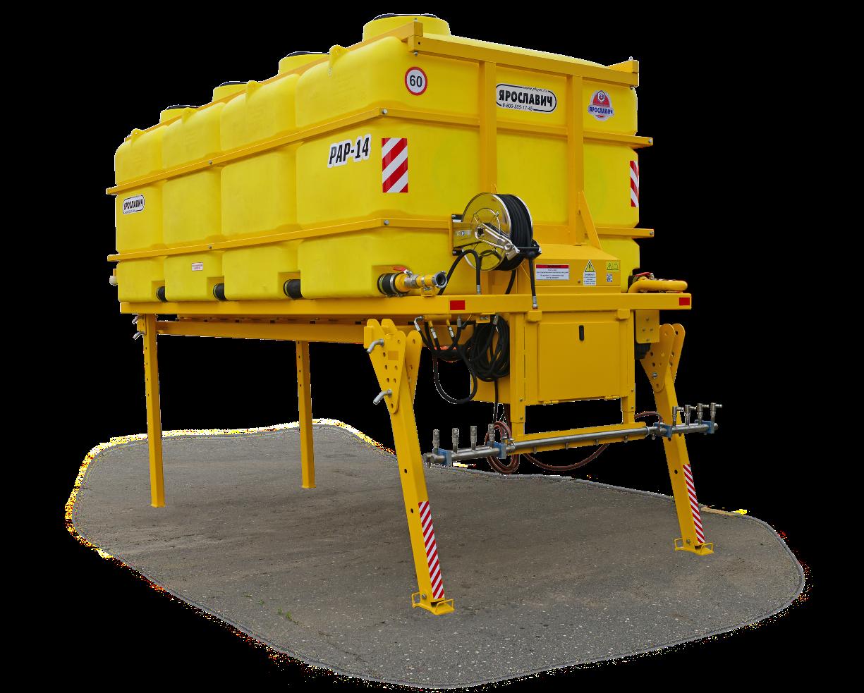 Емкость для поливомоечного оборудования РАР-14