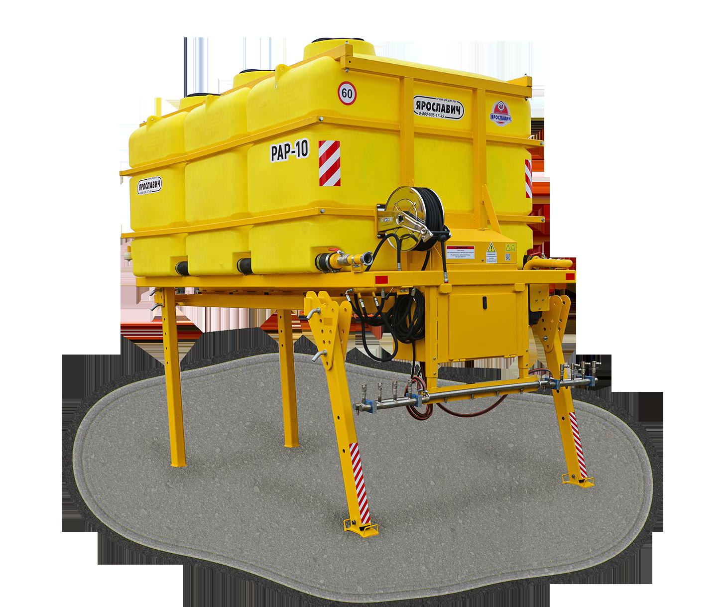 Емкость для поливомоечного оборудования РАР-10