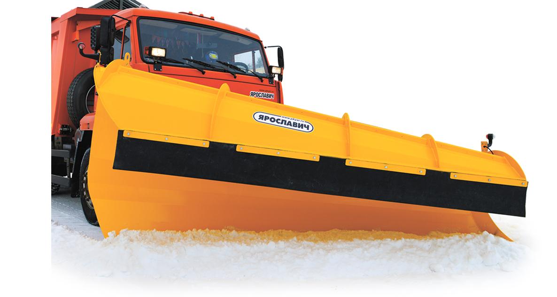 Автомобильный скоростной снегоуборочный отвал ПКО-2,6 «Буран»