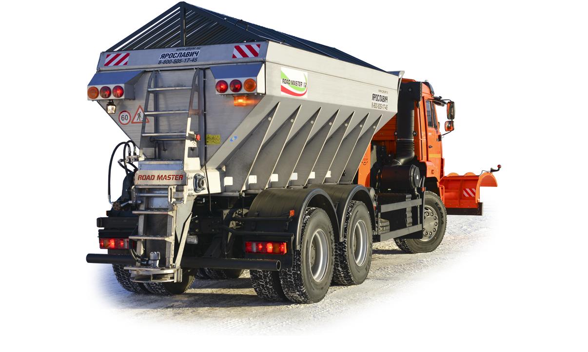 Комбинированная дорожная машина СМД-502900
